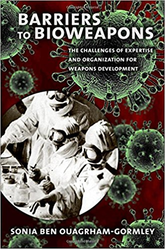 Book review: Barriers to Bioweapons
